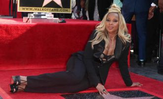 Mary J Blige gets Hollywood Walk of Fame star after remarkable year