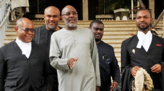 Court rejects medical report on Metuh, threatens to revoke bail