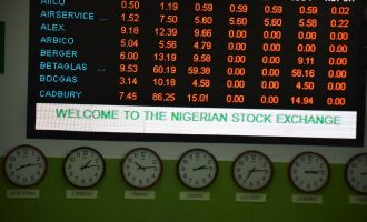 NSE bleeds as investors lose N87bn in four days