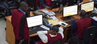 Domestic equities market closes on positive note, up by 0.45%