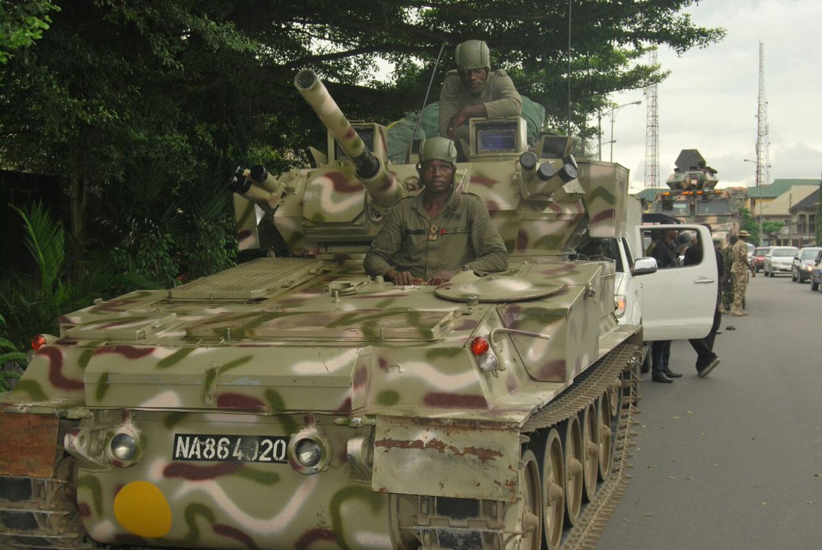 Nigerian army - INTERVIEW: We'll forget Biafra on one condition, says IPOB spokesman