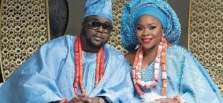 PHOTOS: Omawumi's traditional wedding holds in Delta
