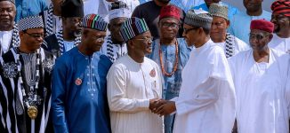 Please, accommodate herdsmen, Buhari begs Benue leaders