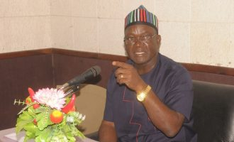 18 of 23 LGAs in Benue are under attack, says Ortom