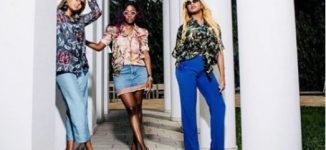 SPOTLIGHT: DJ, singer & fashion blogger.. the Otedola sisters on a takeover quest