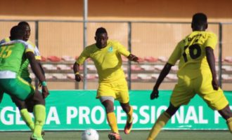 Pillars, Katsina share the spoils in four-goal cracker