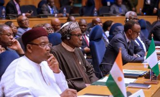 Nigeria absent as 44 African countries sign free trade agreement