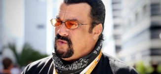 'I cried as he unzipped his trousers' — Actress accuses Steven Seagal of sexual assault