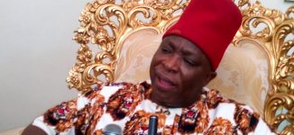 Victor Umeh sworn in as senator