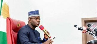 Yahaya Bello: Faleke's supporters used a primary school in Abuja for their 'so-called' congress