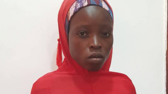 Another Chibok girl rescued