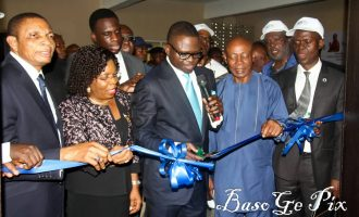 Timi Alaibe equips library named after late wife