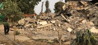 JUST IN: We demolished factional APC head office to restore order, says Kaduna
