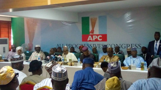 Election Watch: Saraki absent at APC national Caucus meeting
