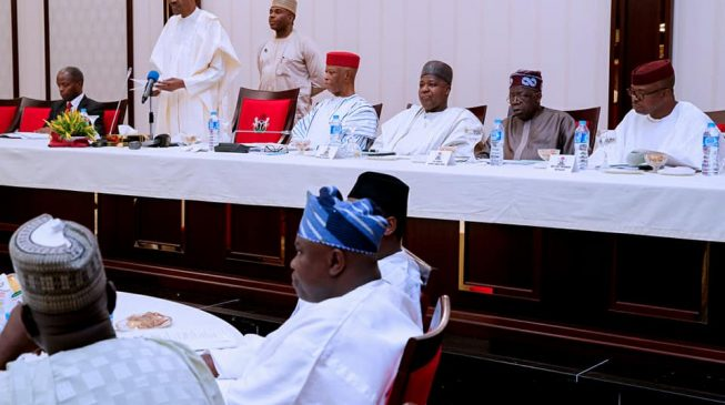 Buhari asks APC leaders to prepare for 2019 elections