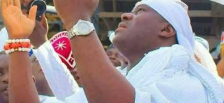 Prayers offered during Aje festival helped strengthen the naira, says ooni