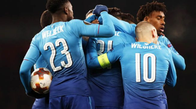 Arsenal to square up with AC Milan in Europa League cracker
