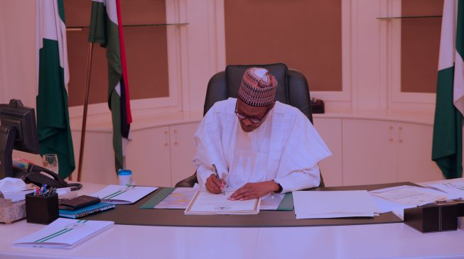 Buhari to sign 2018 budget Wednesday
