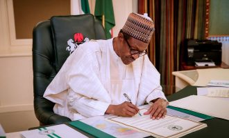 Buhari signs executive order prohibiting visas for some foreigners