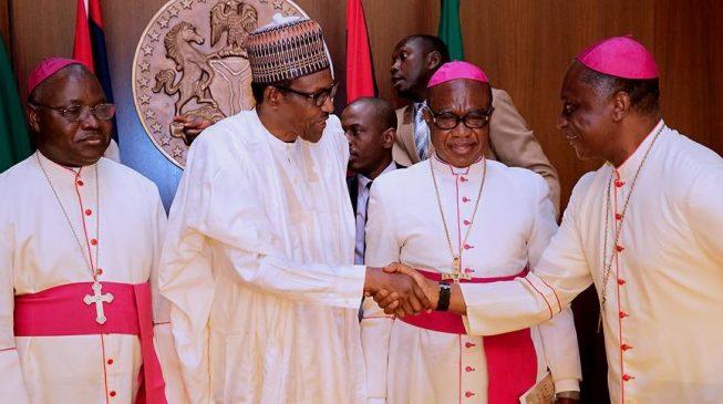 IBB, Catholic bishops and Buhari's pillows