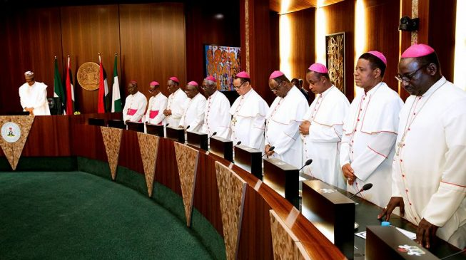 Catholic bishops to Buhari: Your goodwill being depleted by glaring failures