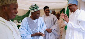 Buhari needs additional four years, says Masari