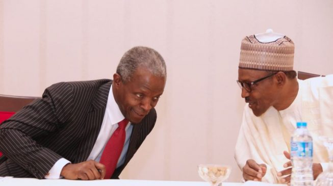 Garba Shehu: Osinbajo is Buhari's running mate in 2019