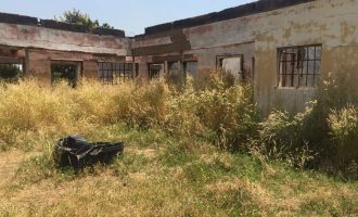 PHOTOS: Buni Yadi still in ruins — four years after the massacre of 58 students