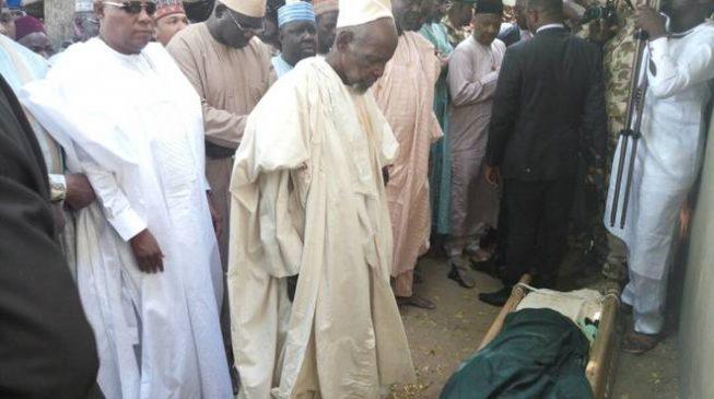 Yusufu Buratai: Tribute to a veteran