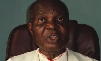 Okogie insists Buhari should resign, says Nigerians not protected under his watch
