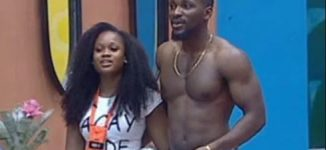 BBNaija: Tobi, Cee-C kiss and make up — but will things ever be the same?