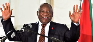 South Africa's president donates half his salary to Mandela Fund