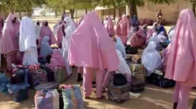 The journey from Chibok to Dapchi