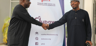 Premium Times Centre launches fact-checking websites