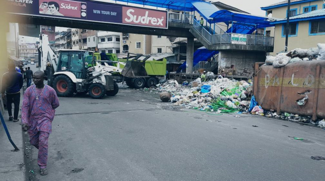 'Our efforts being sabotaged' — Cleaner Lagos Initiative officials raise the alarm