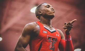 Nigerian sprinter, Divine Oduduru, breaks 20-year record at Texas varsity