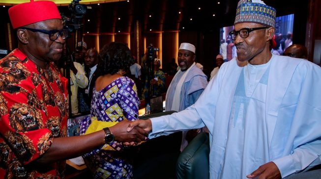 'Learn governance from Fayose' — PDP taunts Buhari