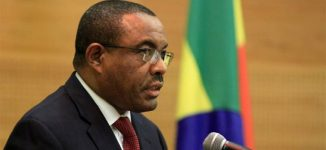 Like Zuma, Ethiopian prime minister steps down