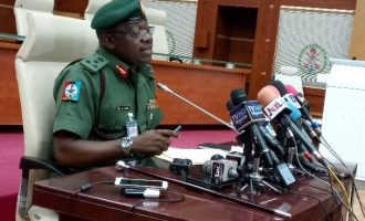 'They're only trying to discourage us' — DHQ reacts to report that 98 Chibok schoolgirls are dead