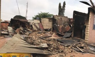 Houses burnt, people killed as violence breaks out in Kaduna community