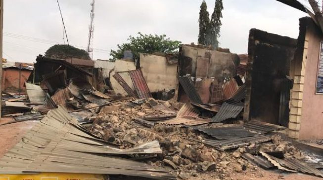 13 killed in clashes between Christians and Muslims in Nigeria