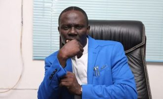 Afegbua on being declared wanted: There's a desperate attempt to scare me into submission