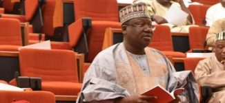 Lawan: Nigerians must not be at receiving end of n'assembly crisis