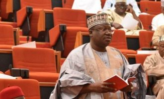 Lawan: Buhari's impeachment bid laid to rest… US confirmed $496m payment