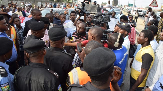 Ekweremadu taunts protesters: One way to survive in Abuja is to organise protests