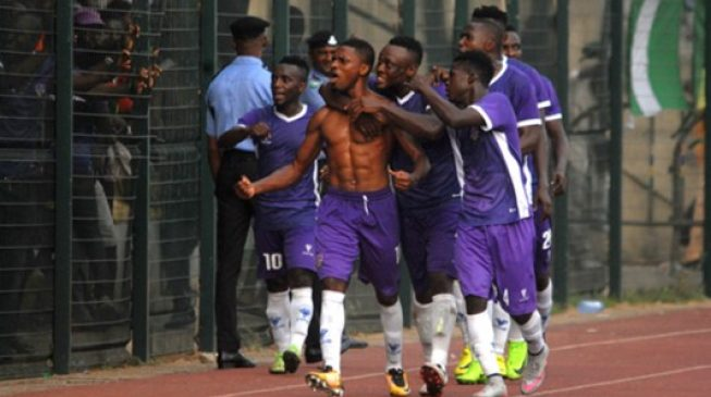 NPFL clubs progress in CAF competitions