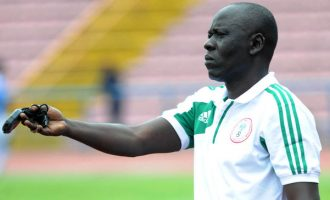 Manu Garba reappointed Golden Eaglets' coach, Salisu to manage Olympic team