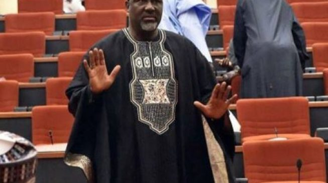 I have not fled Nigeria - Dino Melaye reacts