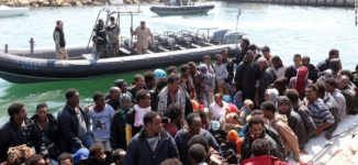 Libya blocks Nigerian migrants crossing to Europe