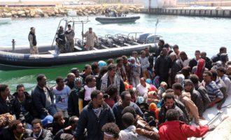 Libya blocks Nigerian migrants crossing to Europe